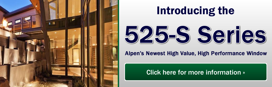 Alpen High Performance Products 525-S Series