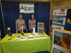 Alpen at NAPHC2014